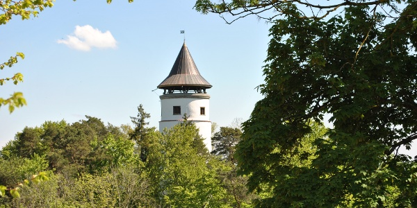 Aussichtsturm Hohenbodman bei Owingen
