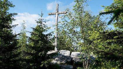 Gipfelkreuz Einödriegel