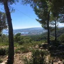 Picture of Hiking Trail: Zum Coll des Juscons der Serra de na Burguesa • Mallorca (24.09.2018 19:37:39 #3)