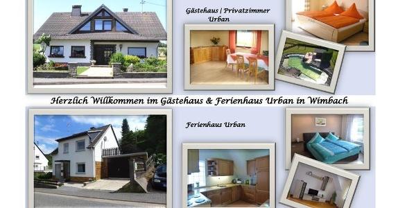 Privatzimmer & Ferienhaus Urban