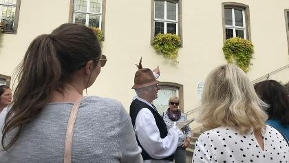 Stadtführung in Siegen