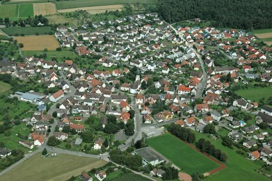 Luftbild Friedingen