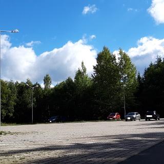 Parkpatz Bobbahn Haupteingang
