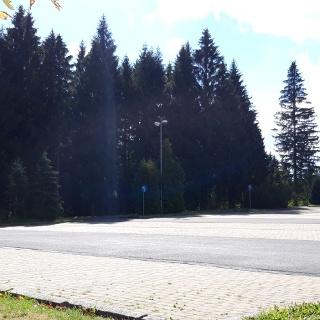 Parkplatz Oberbärenburg