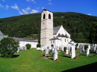 Müstair: Kloster San Gian