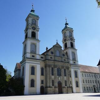 Klosterkirche Weißenau