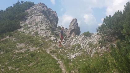 Foto von Bergtour: Übers Rellseck auf den Itonskopf (2.089 m) • Montafon (26.09.2018 14:11:18 #1)