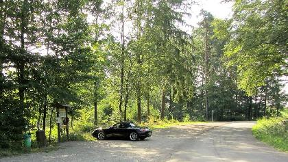 Wanderparkplatz Seewiese