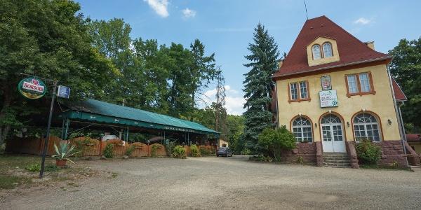 A Kisinóci turistaház és étterme