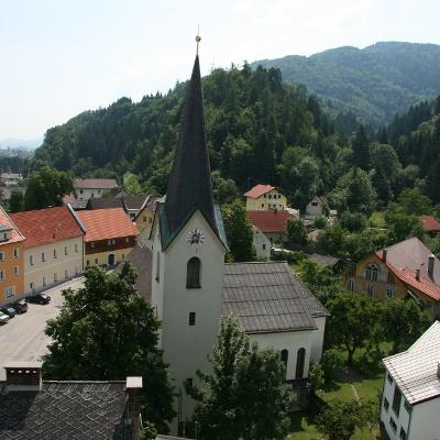 Pfarrkirche Arnoldstein