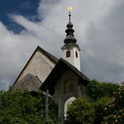 Winterkirche Maria Wörth