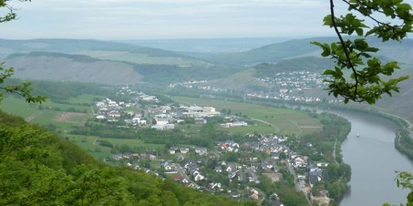 Ausblick von der Wilhelmshöhe