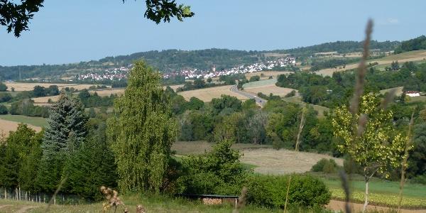 Die Heimat Bohnenbergers: Simmozheim