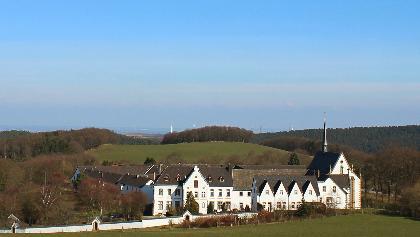 Die ehemalige Abtei Mariawald