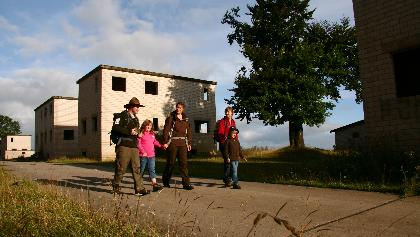 Rangertour Vogelsang-Wollseifen-Route