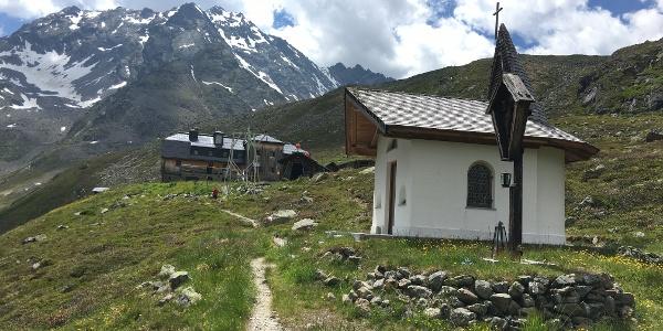 Kapelle vor dem Westfalenhaus