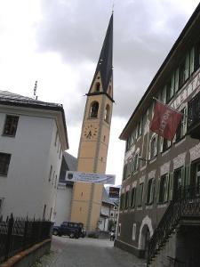 Kirche von S-chanf