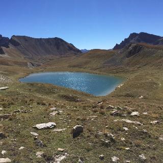 Lago delle Marie, Valle Maira