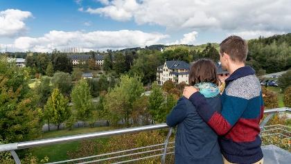 Im Heilbad Warmbad bei Wolkenstein