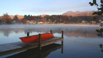 Lake in North Carolina