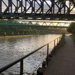 Am Rhein - Herne - Kanal