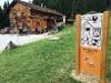 Hüttenspielplatz an der Gundhütte - @ Autor: Kathi Goldstein - © Quelle: Pfronten Tourismus