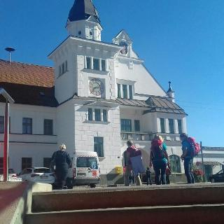 Bahnhof Sankt Veit