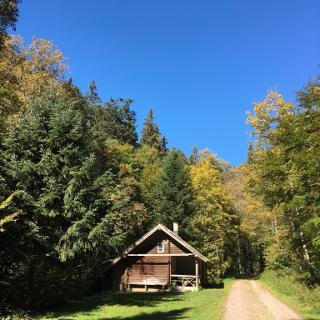 Mettmaholzhütte