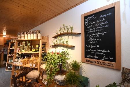 Hofcafé und Hofladen Landgenuss vom Maierstal
