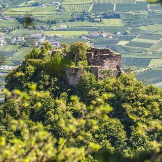 Burgruine Greifenstein in Glanng/Jenesien