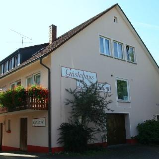 Ansicht Gästehaus Lindenbaum