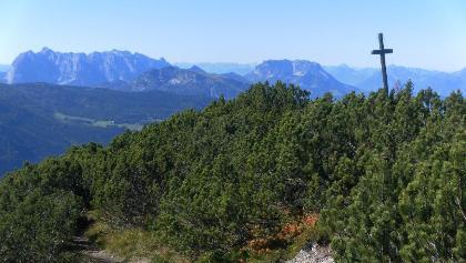 Kreuzgipfel des Dürrnbachhorns