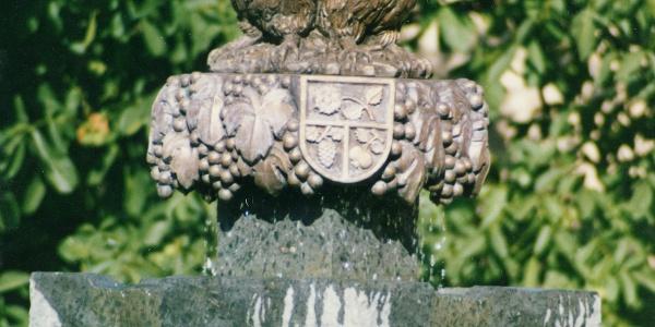 Eulenbrunnen in Wehlen