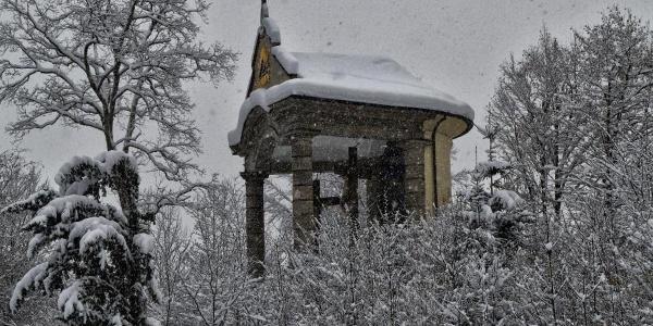 Die Kalvarienberg-Kapelle Berchtesgaden| Emmaus Weg