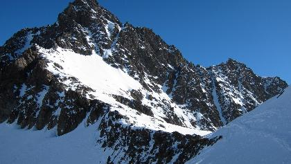 Längentaljoch (Im Winter)