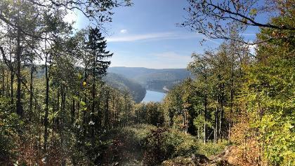 Ausblick vom Zillerstein