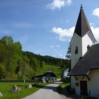Sobother Stausee - St Vinzenz