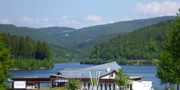 Sobother Stausee- See Cafe