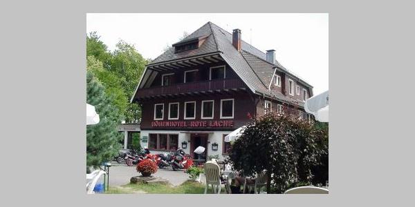 """Höhenhotel """"Rote Lache"""""""