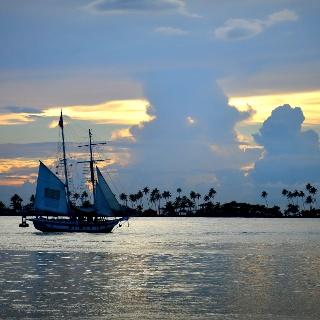 Boat, Puerto Rico