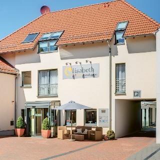 Innenhof Elisabeth Hotel Detmold