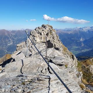 Blick zur Mauskarspitze