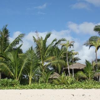 Sandstrand auf Guam