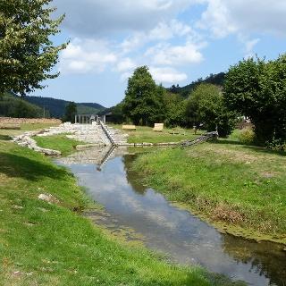 Wassergarten Burladingen-Hörschwag