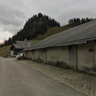 Bergrestaurant Überuf auf dem Kunkelspass