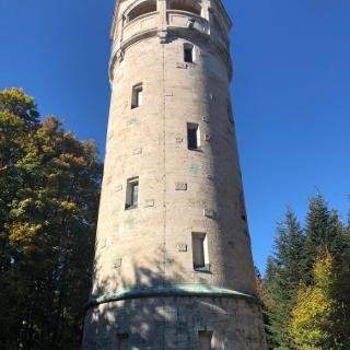 Aussichtsturm am Taubenberg