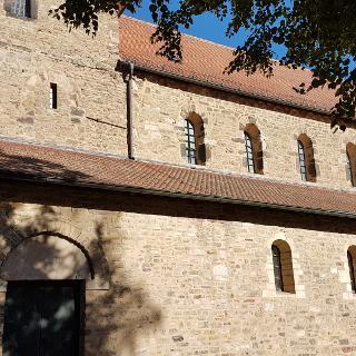 R47 Klostermansfeld Benediktinerkloster Mariae Himmelfahrt