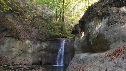 Schmalegger Wasserfall