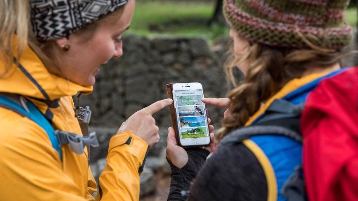 Wikinger-App Reisebegleiter