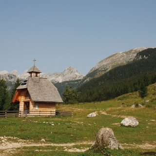 Chapel on Uskovnica